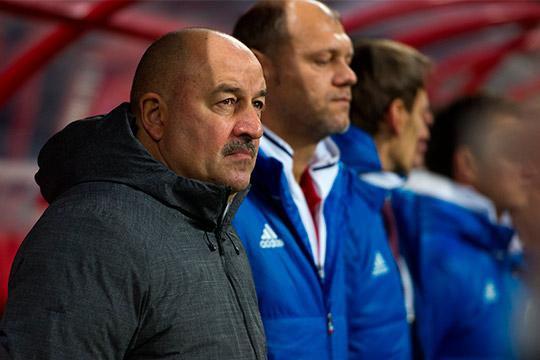 Черчесов впервые невызвал игроков «Рубина». Зато всборной Оздоев, Кудряшов иАхметов