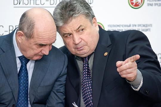 «Геннадий Егорович, может быть, предприниматели вас стесняются?»