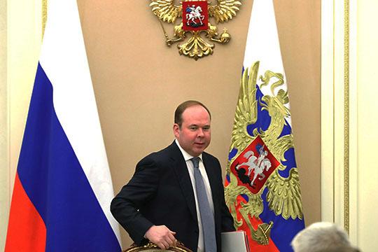 Антон Вайнов2018-м потерял звание самого богатого чиновника аппарата Кремля— онзаработал 9,6млн рублей против 255,8млн рублей в2017-м