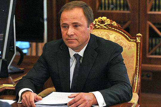 Самым богатым чиновником Кремляоказался назначенный впрошлом году полпред вПФОИгорь Комаров