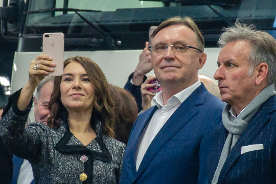 Альфия Когогиназаработала 11,4млн рублей, что, впрочем, на18,8млн меньше, чем в2017 году