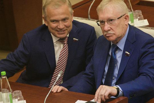 Ильдус Ахметзяноввпрошлом году заработал почти 5млн рублей,Олег Морозовзадекларировал в2018 году 24,5млн рублей, что в3,5 раза больше, чем годом ранее