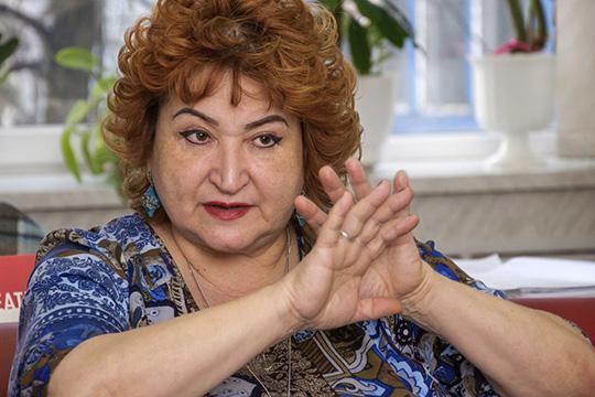 По словамЗухры Митрофановой,вздании бывшего райкома партии, которое стало пристанищем для татарского театра,совсем небольшая иневысокая сцена, котораявовсе неподходит кукольникам