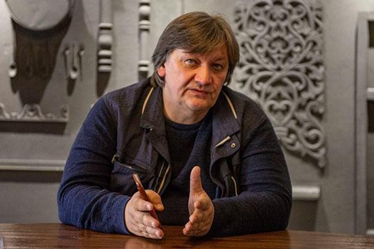 Александр Велединскийрассказал отом, куда заведет кинематограф проникшая виндустрию толерантность