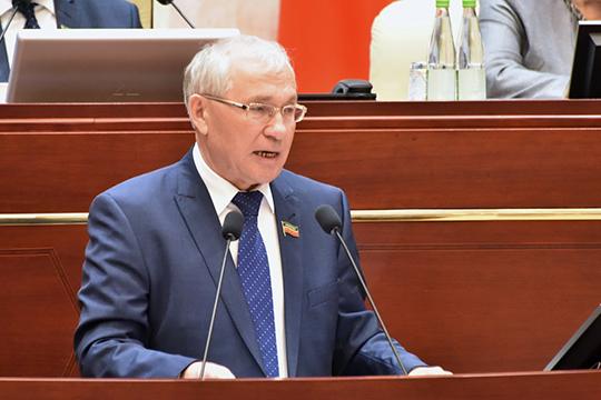 Разиль Валеевдоложил опоправках взакон «Окультурном наследии»
