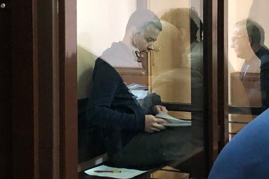 Гендиректор ООО«НУР-ТЕХ»Марат Галеевнаходится под стражей с1февраля 2018 года