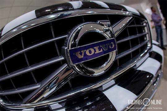 Следующий поабсолютному приросту — шведский Volvo: плюс девять авто или 33% до36 единиц.Аглавная заслуга принадлежит Казани, где спрос на«шведов» вырос на11 до21 авто