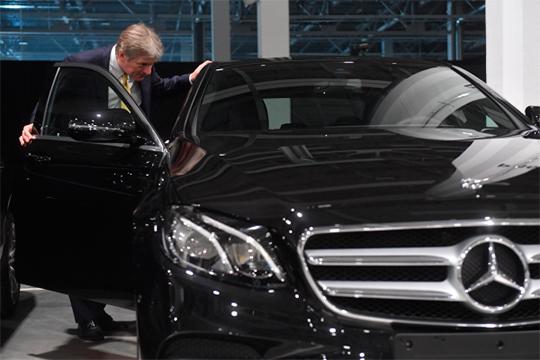 Mercedes, собрал под своими знаменами 195 татарстанских неофитов, на32 покупателя или на14% меньше, чем годом ранее