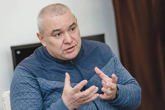 Айдар Хайрутдинов: «Идентичность для меня— это язык, прежде всего»