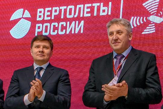 На один пункт прибавил управляющий директор ПАО «Казанский вертолетный завод» Юрий Пустовгаров (7)