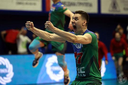 23-летний диагональный Полетаев стал главным героем финальной серии, набрав 84 очка в четырёх встречах