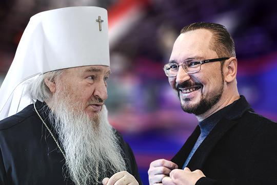 «День радио»: Андрей Кузьмин поборется с митрополитом Феофаном за FM-частоту в Казани