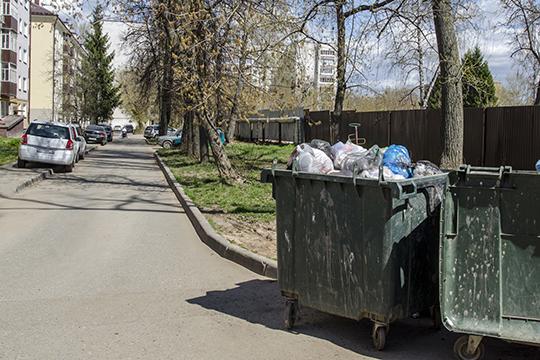 Несмотря нанизкую собираемость, «Гринта» констатирует, что все отходы своей зоны компания поставила научет ивывезла запервый квартал 1,8млн. кубометров мусора— на10% больше, чем это делали независимые фирмы впрошлом году