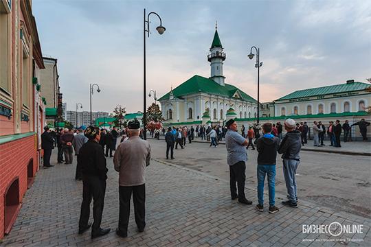 «Мечеть Аль-Марджани — то это место, которое ни на день не закрывалось»