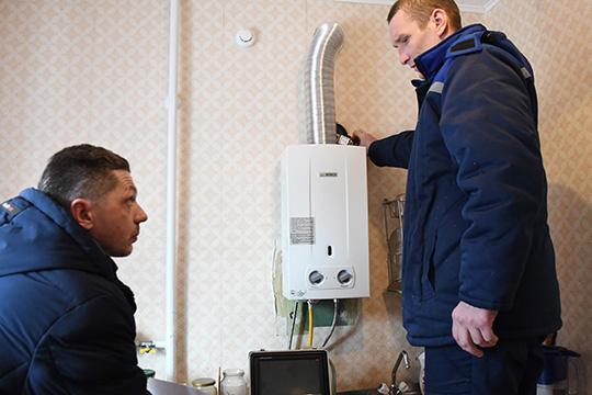Собственники 8 тысяч квартир отказываются пускать вквартиры сотрудников «Газпрома» для проверки газа