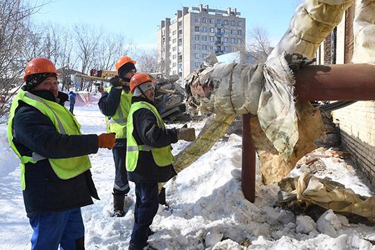 Минувшей зимой произошло 246 аварийных отключений— чуть больше, чем впрошлом году