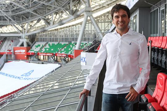 По информации «БИЗНЕС Online», «Рубин» намерен вернуть тренера Эдуардо Докампо