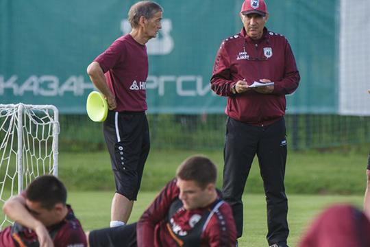 В целом по тренерам в «Рубине» вопрос пока открыт: помощники Бердыева по-прежнему на контрактах, хотя наверняка это лишь формальность