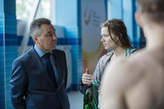 Большую роль в успехах спортсменов-олимпийцев играет Поволжская академия физической культуры и спорта под руководством Юсупа Якубовова