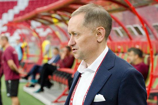 С уходом из «Рубина» Бердыева самым влиятельным человеком в клубе стал генеральный директор и акционер клуба Рустем Сайманов
