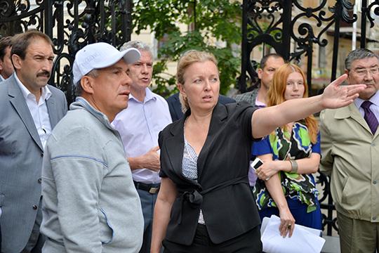 Под началом Прокофьевой начались ренновация промышленных зон ивосстановление исторического центра Казани