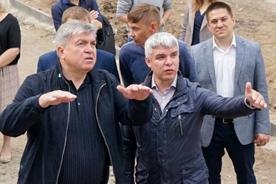 Наиль Магдеев: «Впрограмме нет работ, связанных сблагоустройством Мелекески…»