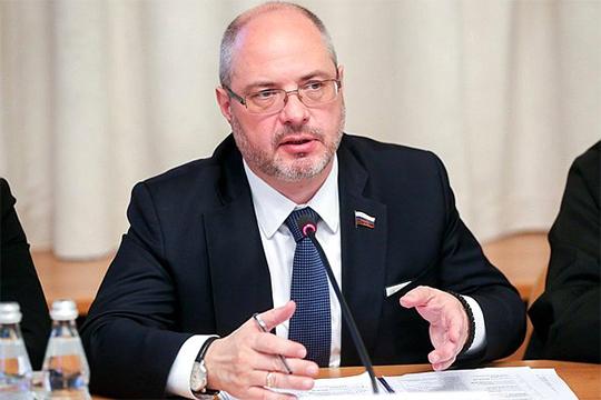 Спусковым крючком для новой грузинской революции стал, сам того не ведая, российский депутат Госдумы Сергей Гаврилов