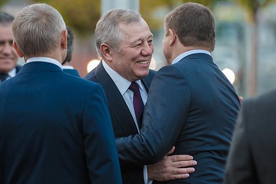 «Для меня это время пришло!»: Альберт Шигабутдинов объявил отрансферте власти вТАИФе