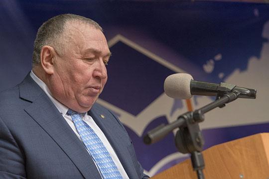 В отставку ушел председатель правления Татпотребсоюза (союза организаций потребительской кооперации РТ) Махмут Фаттахов