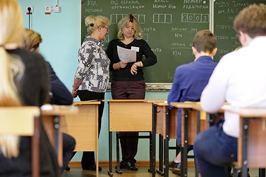 Утро директорской казни: Наиль Магдеев наказал школы зарезультаты ЕГЭ