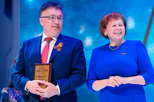 Мир прессы в«списке 34-х» представляют скорее чиновники—Ильшат АминовиРимма Ратникова, чем реально действующие журналисты