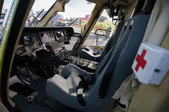 С устанавливающейся сегодня авионикой «Ансат» может летать только в простых метеоусловиях, по правилам визуальных полетов