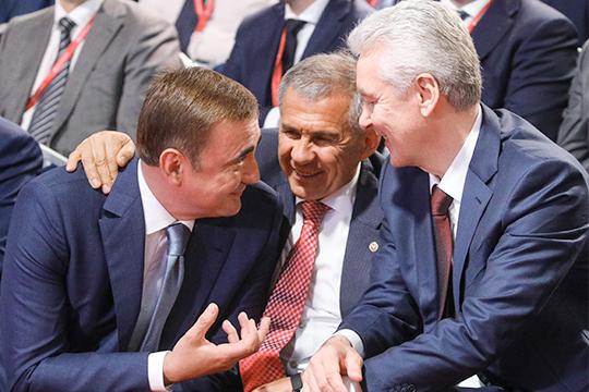 Евгений Минченко: «С точки зрения позиционирования положение Минниханова уникально»