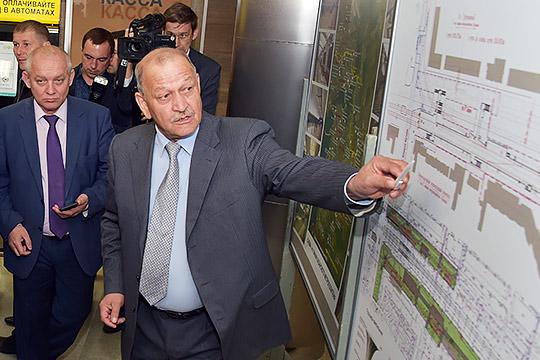 Пословам гендиректора «Казметростроя»Марата Рахимова, помимо начала работ наулице Ломжинская, продолжаются подготовительные работы для монтажа тоннелепроходческого комплекса врайоне «Меги»