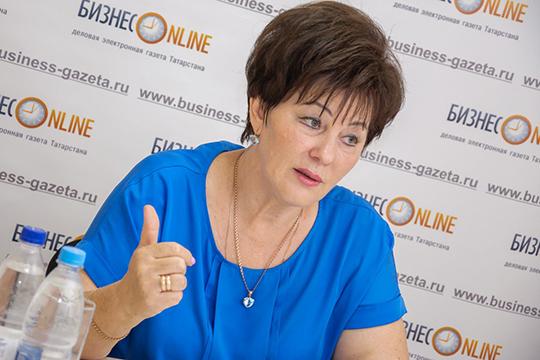 Татьяна Быданова: «ВЧелнах стоит вопрос опривлечении иностранных рабочих кадров»