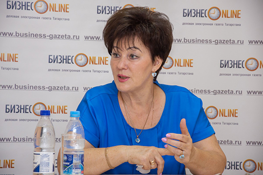 Татьяна Быданова: «Запоследние три года унас самый низкий уровень безработицы смомента существования службы занятости. Онколеблется от0,3% до0,4% отэкономически активного населения»