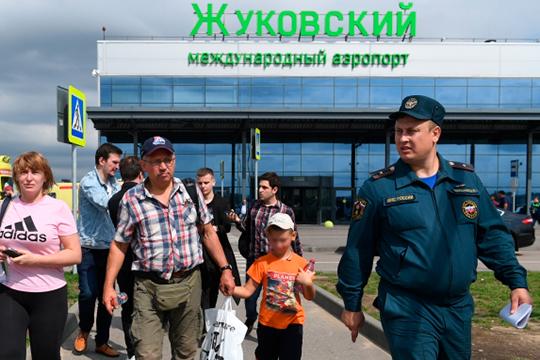 Пострадавших госпитализировали в больницу Жуковского. По данным минздрава России, на госпитализацию направили 23 пассажира