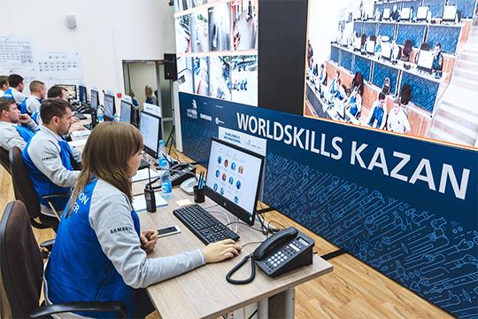 Один из плюсов WorldSkills — значительную часть расходов берут на себя партнёры организации