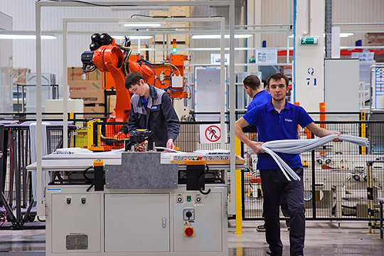 «ВТатарстане мысоздали свой завод, имодель RenDanHeYi здесь хорошо отражена»