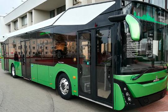 «Если экономика сложится»: появятсяли вКазани «зеленобусы» сUSB-розетками?