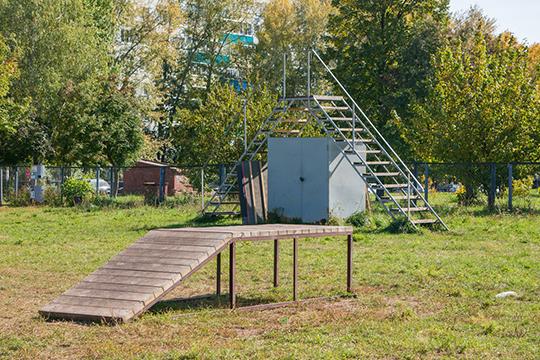 В планах города размещение «Челнинских Терм» на месте единственной в Татарстане площадки для проведения собачьих соревнований