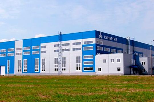 Последним крупным объектом, построенным «Гидропромжилстроем», стал индустриальный парк «Синергия» в ОЭЗ «Алабуга»