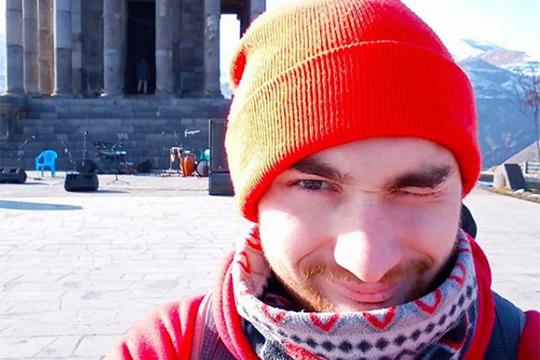 «Александр Ермаков — казанский путешественник, объехавший автостопом 46 стран. Горы, ледники и океаны included»
