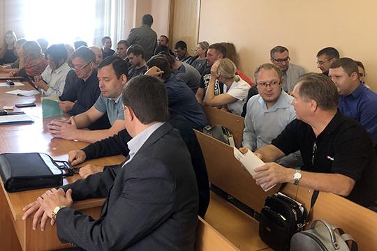 В Казани завершается судебный процесс над двумя десятками фигурантов дела о мошенничестве с лизинг-грантами министерства экономики РТ