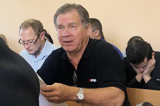 Хайдар Халиуллин: «Я в этом деле оказался подставным и при этом главным человеком»