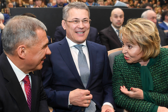 «Кампания Хабирова может быть записана вучебники как образцово популистская»