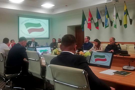В Общественной палате РТ накануне обсудили достройку проблемного объекта в Елабуге