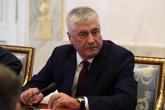 Владимир Колокольцев поручил разработать поправки в закон «О полиции», касающиеся оскорбления сотрудников полиции в интернете
