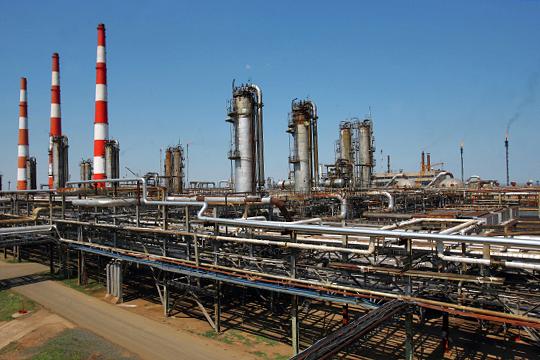 «Газпром» и «Сибур» подписали дорожную карту по проекту строительства газоперерабатывающего завода в Татарстане