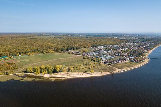 HONKA построит в Татарстане коттеджный поселок с видом на Камское море